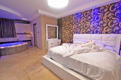 חדריה לפי שעה בטבריה
